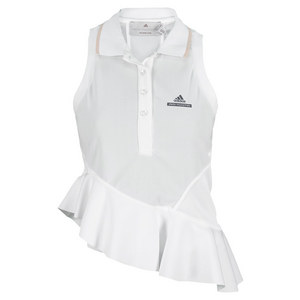 adidas WOMENS STELLA BARRICDE TENNIS TANK WHITE