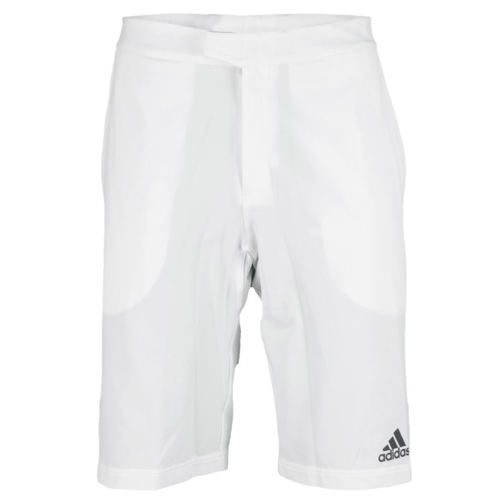 Men`s Andy Murray Barricade Bermuda Tennis Short White