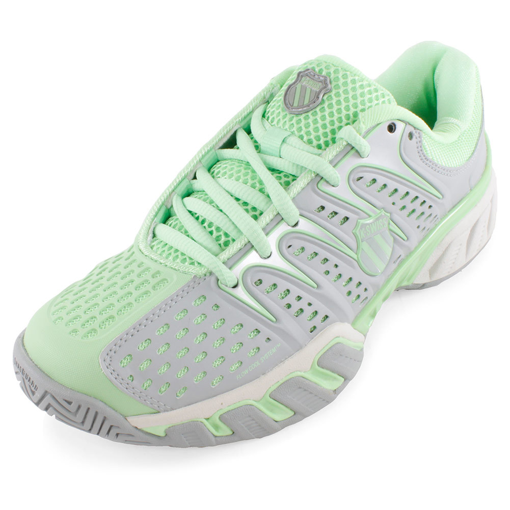 Women's Bigshot Ii Tennis Shoe Storm And Patina Green