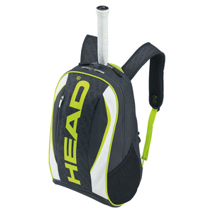 HEAD EXTREME TENNIS BACKPACK ANTHRA/NEON YL