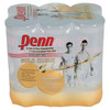 PENN Extra Duty Gold Rush Tennis Balls 6 Pack