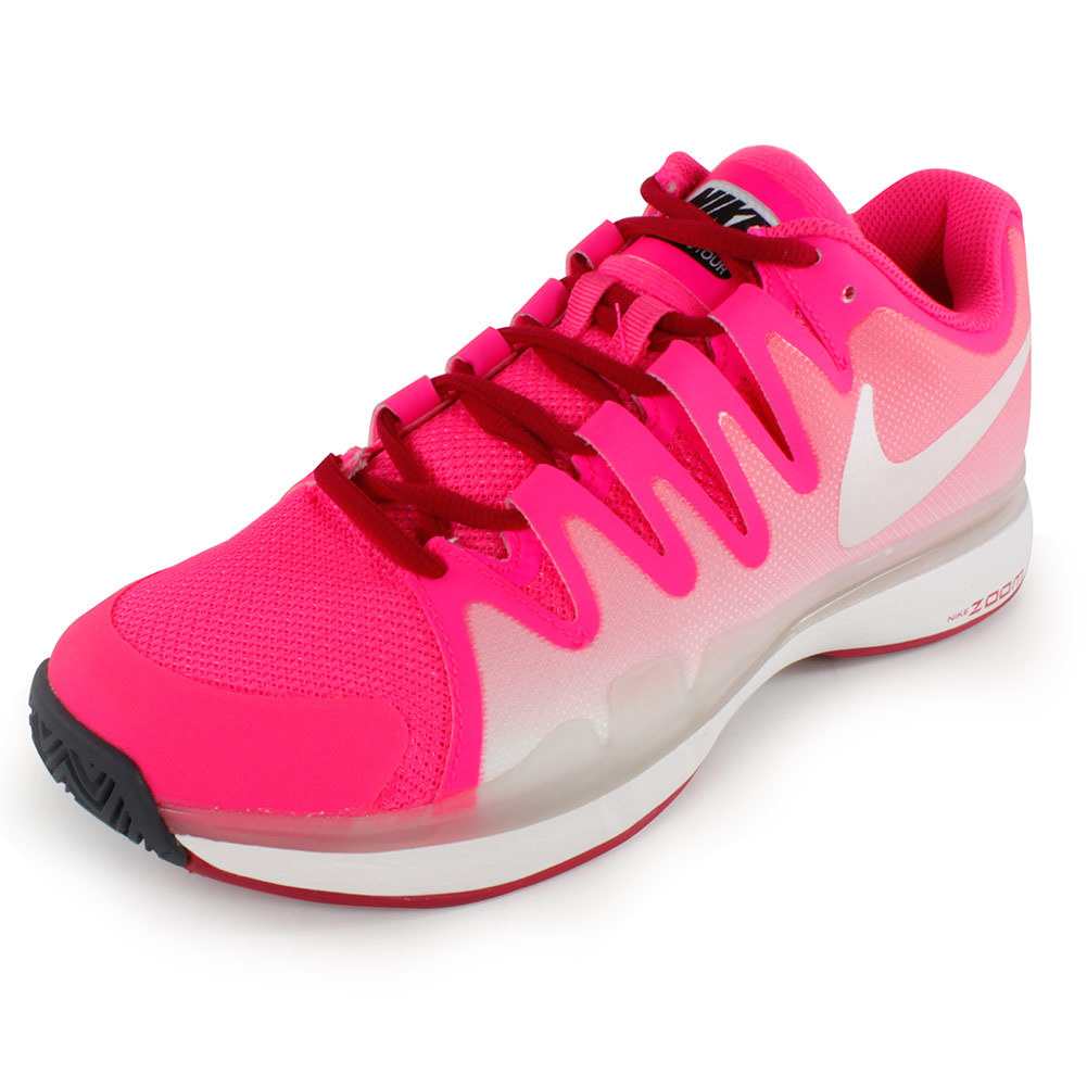 nike womens zoom vpr 9 5 tour shoes pk fuchs