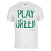 TENNIS EXPRESS Play Green London Unisex Tee White