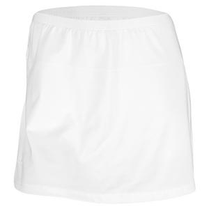 BOLLE WOMENS CLUB WHITES 14 INCH TENNIS SKORT