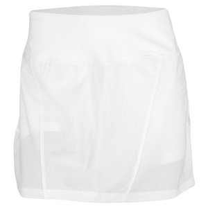 BOLLE WOMENS CLUB WHITES 14 IN TENNIS SKORT
