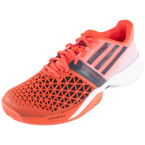 adidas MENS CC ADIZERO FEATHER III SHOES RD/BK