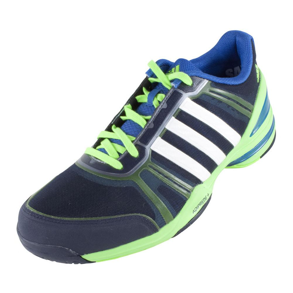 Navy Blue Adidas Women Tennis Shoes