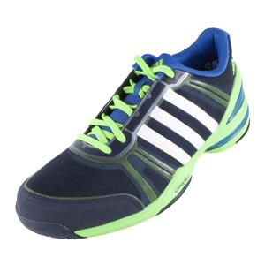 adidas MENS CC RALLY COMP TENNIS SHOES NAVY/BL