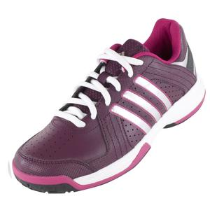 adidas JUNIORS RESPONSE APPROACH SHOES RED/SILV