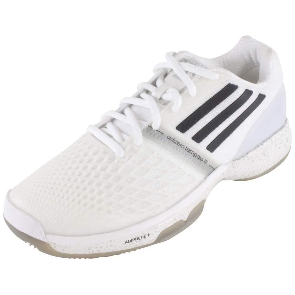 adidas womens cc adizero temp iii shoes wh bk