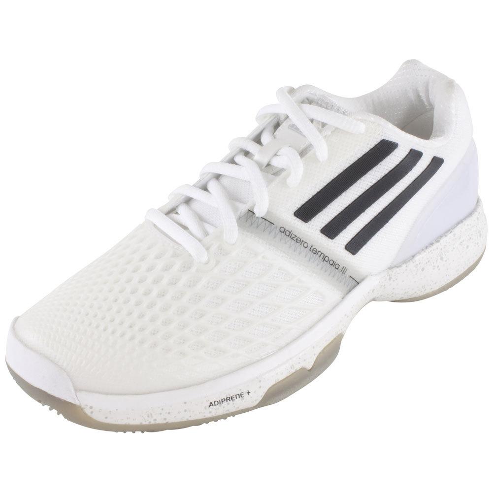 adidas s cc adizero tempaia iii tennis shoes white