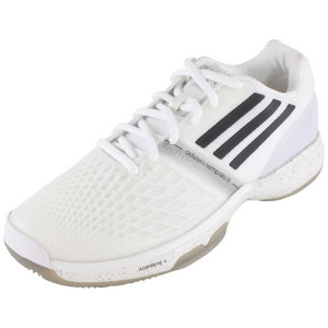 adidas WOMENS CC ADIZERO TEMP III SHOES WH/BK