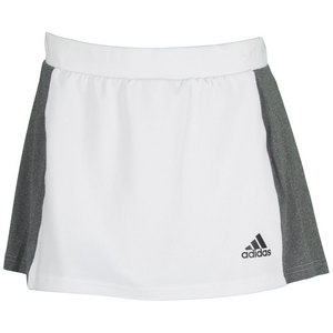 adidas WOMENS TS 12 INCH CORE SKORT WH