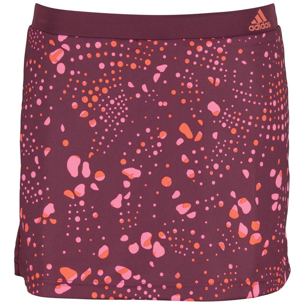 Girls ` Response Trend Tennis Skort Amazon Red
