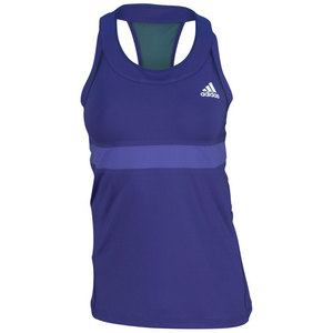adidas WOMENS ALL PREMIUM TNS TANK AMAZON PURP