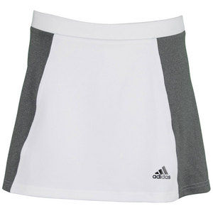adidas GIRLS TNS SEQUENCLS CORE SKORT WH/HT GY