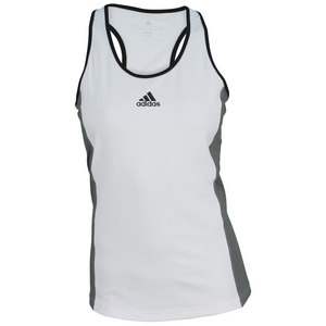 adidas WOMENS TNS SEQUNCLS CORE TANK WH