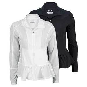 FILA WOMENS CROSSCOURT TENNIS JACKET