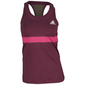 adidas WOMENS ALL PREMIUM TENNIS TANK AMAZON RD