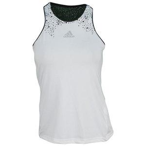 Women`s Adizero Tennis Tank White