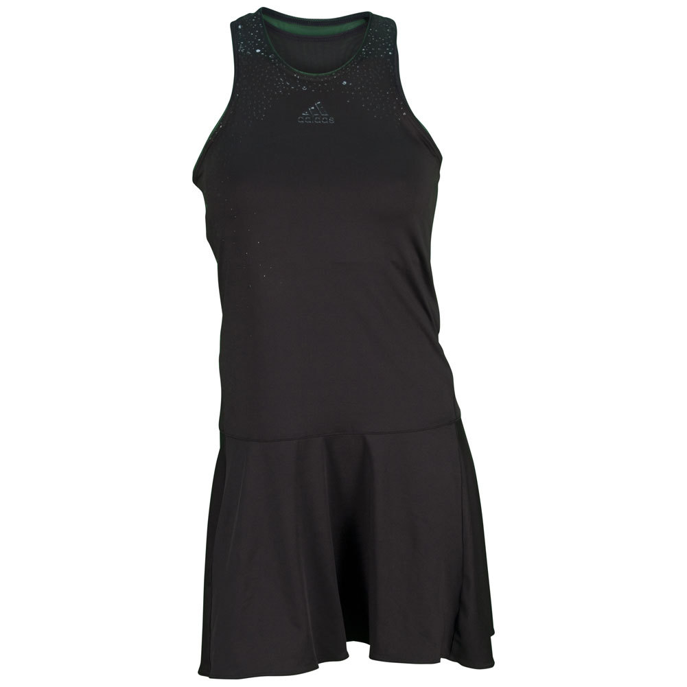 Women`s Adizero Tennis Dress Black