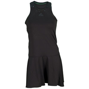 adidas WOMENS ADIZERO TENNIS DRESS BLACK