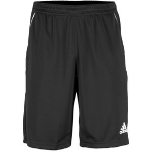 adidas MENS ADIZERO BERMUDA TENNIS SHORT BLACK