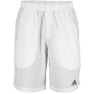 adidas MENS TNS SEQUENCIALS ESSEX SHORT WHITE