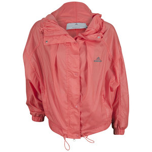 adidas WOMENS STELLA BARRICD WARM UP JACKET PK