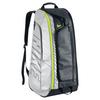 NIKE Tennis Court Tech 1 Bag Black and Metallic Silver