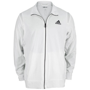 adidas MENS TENNIS SEQUENCIALS CORE JACKET WH