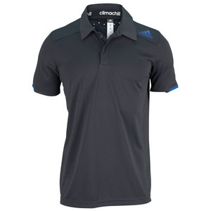 adidas MENS ALL PREMIUM CHILL TNS POLO NT GY