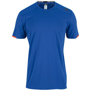 adidas MENS ALL PREMIUM CHILL TENNIS TEE BL BTY