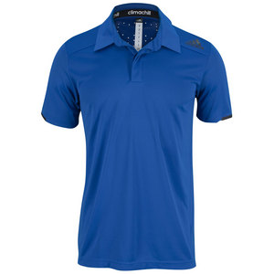 adidas MENS ALL PREMIUM CHILL TENNIS POLO BL BT