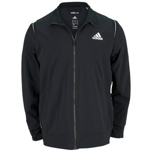 adidas MENS TENNIS SEQUENCIALS CORE JACKET BK