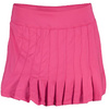 LUCKY IN LOVE Women`s Pleat Layer Tennis Skirt