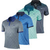 Men`s Advantage Graphic Tennis Polo by NIKE