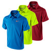 NIKE Boys` NET UV Short Sleeve Tennis Polo