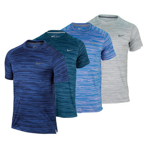 NIKE MENS ADVANTAGE GRAPHIC TENNIS CREW