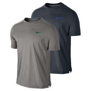 NIKE MENS ADVANTAGE TENNIS CREW