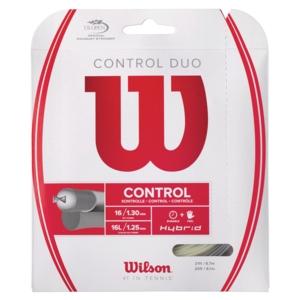 WILSON CONTROL DUO HYBRID TENNIS STRING