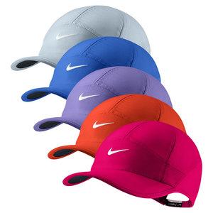 NIKE WOMENS FEATHERLIGHT 2.0 TENNIS CAP