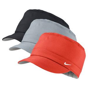 NIKE WOMENS MARIA CADET TENNIS CAP