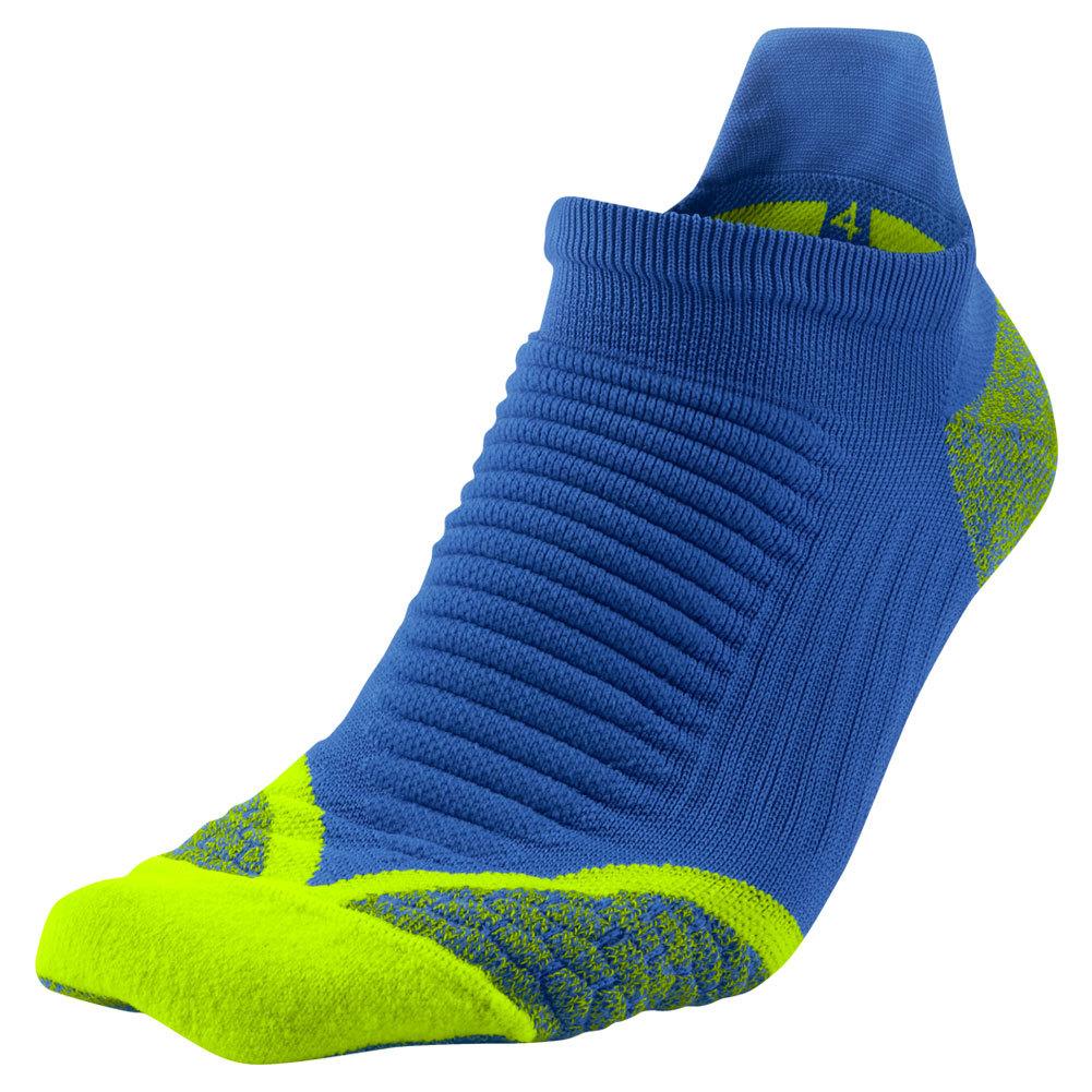 a65909294 Nike Elite Running Cushion No-Show Tab Socks