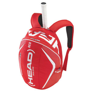 HEAD RED TENNIS BACKPACK