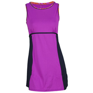 TAIL WOMENS ASHLYN TENNIS DRESS FUCHSIA