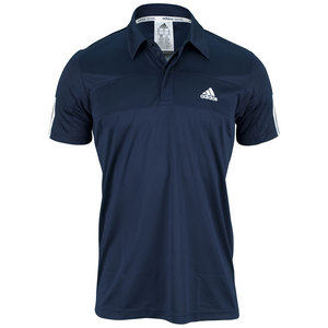 adidas MENS TS GALAXY POLO COLLEGIATE NAVY