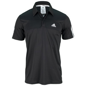 adidas MENS TS GALAXY POLO BLACK