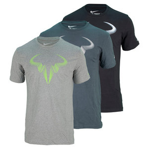 NIKE MENS RAFA ICON TENNIS TEE