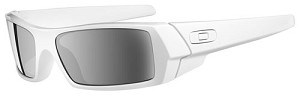 OAKLEY GASCAN POLISHED WHITE W/BLACK